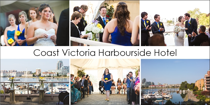 coast victoria harbourside hotel wedding venue